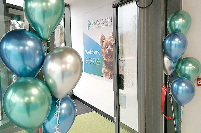 Paragon veterinary referrals opens